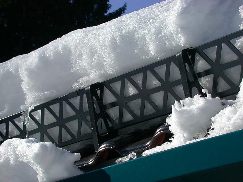 Schneefangsysteme