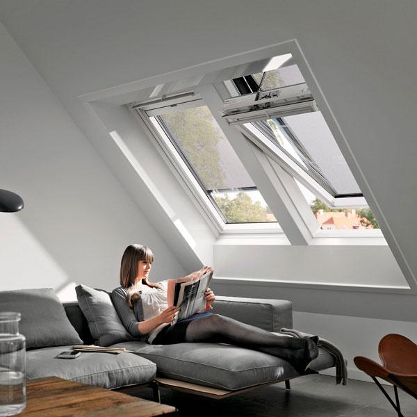 Neues Dachfenster