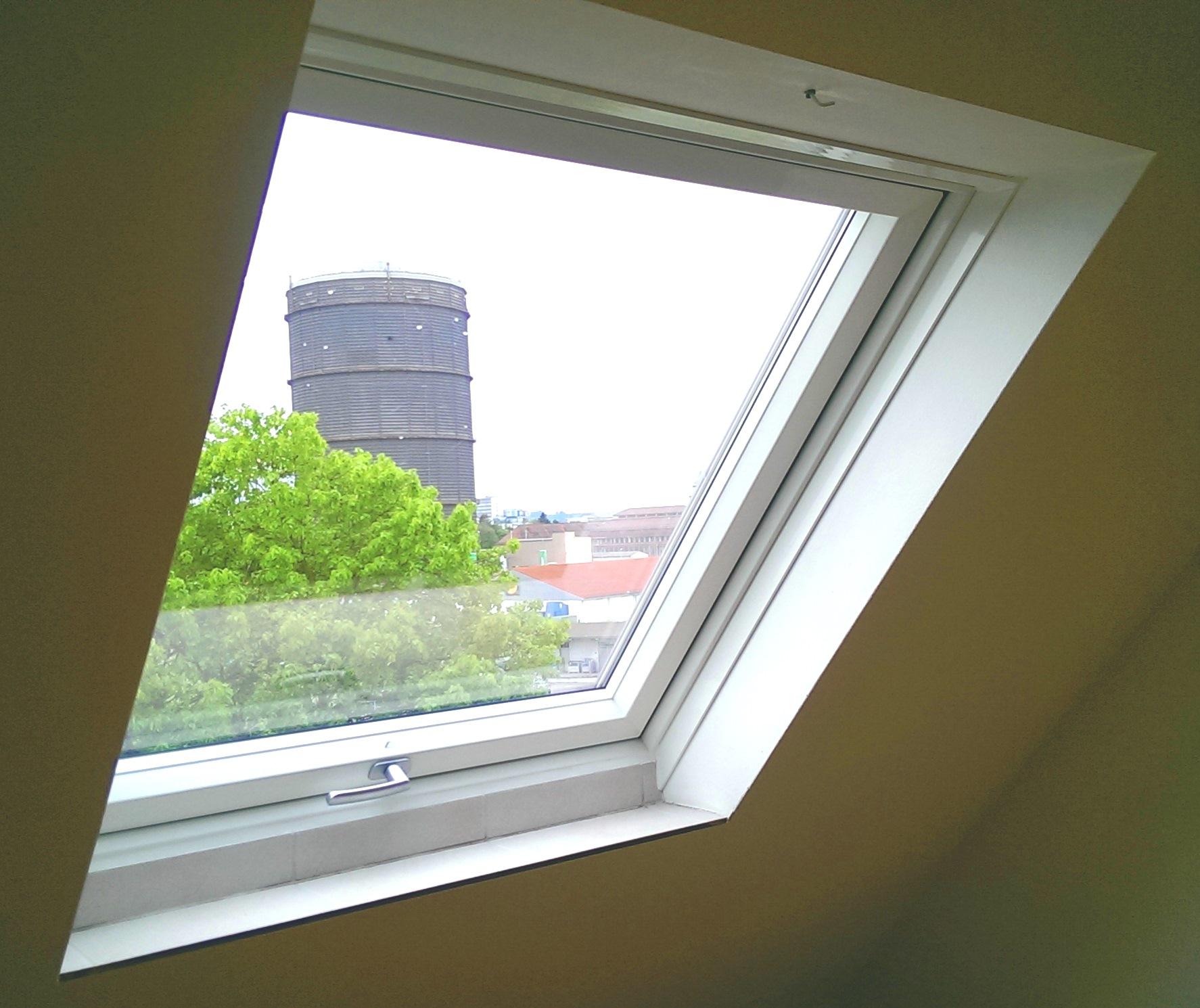 Dachfenster austausch